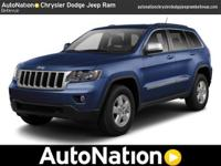 2013 Jeep Grand Cherokee Our Location is: AutoNation