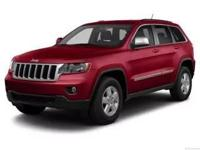 2013 Jeep Grand Cherokee Laredo 4X4 - Power Sunroof,