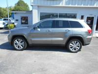 CARFAX One-Owner. Mineral Gray Metallic 2013 Jeep Grand