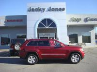 2013 Jeep Grand Cherokee Laredo in Red, *One Owner*,