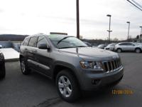 This 2013 Jeep Grand Cherokee is a real winner with
