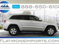 Flatirons Imports is offering this 2013 Jeep Grand