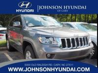 **CERTIFIED BY CARFAX - ONE OWNER!**, Grand Cherokee