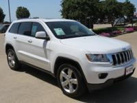 Bright White 2013 Jeep Grand Cherokee Laredo RWD