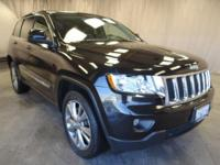 Look at this 2013 Jeep Grand Cherokee L. Its Automatic