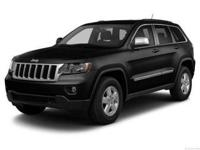 Come test drive this 2013 Jeep Grand Cherokee! Roomy,