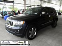 Grey 2013 Jeep Grand Cherokee Limited RWD 5-Speed