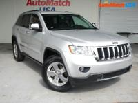 Boasts 23 Highway MPG and 17 City MPG! This Jeep Grand