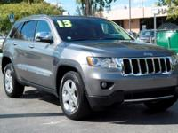 Options:  2013 Jeep Grand Cherokee Limited|Maximum