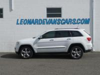 Options:  2013 Jeep Grand Cherokee Limited|Alpine