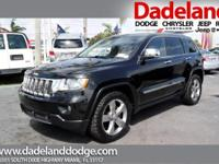 Check out this gently-used 2013 Jeep Grand Cherokee we