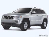 This 2013 Jeep Grand Cherokee Overland at Century