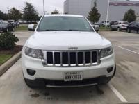 We are excited to offer this 2013 Jeep Grand Cherokee.