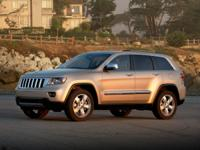 2013 Jeep Grand Cherokee White Clean CARFAX.KBB Fair