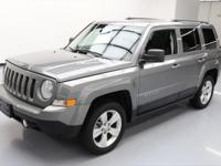 This awesome 2013 Jeep Patriot 4x4 comes loaded with