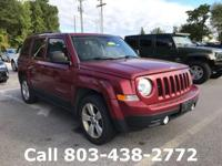 Options:  2013 Jeep Patriot Latitude|Red|Carfax