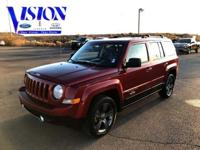 Recent Arrival! Red 30/23 Highway/City MPG 2013 Jeep