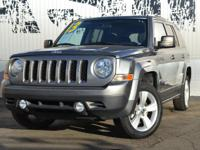 This 2013 Jeep Patriot 4dr 4WD 4dr Sport features a
