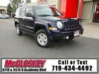 If an newer SUV is on your mind, this Jeep Patriot may