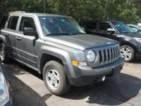 Jeep Patriot Sport 2013 Gray Recent Arrival! 28/22