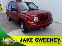 Get behind the wheel of our One Owner 2013 Jeep Patriot