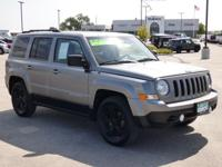 Options:  2013 Jeep Patriot Sport|You Won't Want To