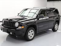 This awesome 2013 Jeep Patriot comes loaded with the