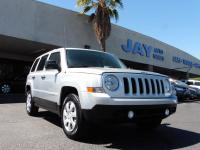 Options:  2013 Jeep Patriot 4Dr