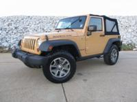 CARFAX One-Owner. Clean CARFAX. White 2013 Jeep