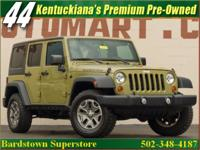 UNLIMITED** HARD TOP** RUBICON** 4X4** HEATED LEATHER