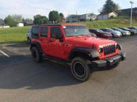 Recent Arrival! Clean CARFAX. 2013 Jeep Wrangler