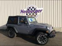 The Jeep Rubicon is a great utility vehicle with 4