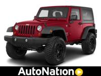 2013 Jeep Wrangler Our Location is: AutoNation Chrysler