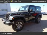 This 2013 Jeep Wrangler Rubicon is proudly offered by