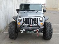 This entire Jeep is in excellent condition.  First and
