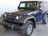CARFAX 1-Owner. Excellent Condition. Rubicon 10th