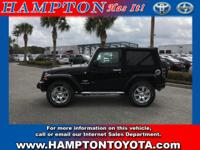 This 2013 Jeep Wrangler Sahara is proudly offered by