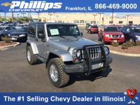 Options:  2013 Jeep Wrangler Sahara|Billet Metallic