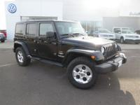 Less than 62k Miles** This sweet 2013 Jeep Wrangler