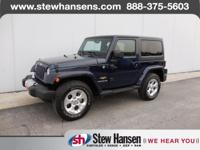 Exterior Color: true blue pearlcoat, Body: SUV, Engine: