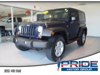 ONE-OWNER, HARD & SOFT TOP! 4 NEW TIRES WITH ALIGNMENT,