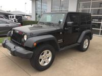 We are excited to offer this 2013 Jeep Wrangler. This
