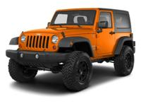 Options:  2013 Jeep Wrangler|/|V6 3.6L Automatic|103026