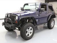 2013 Jeep Wrangler with 3.6L V6 MPI Engine,Automatic