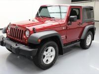 2013 Jeep Wrangler with 3.6L V6 Engine,Automatic