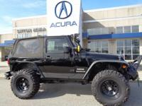 2013 Jeep Wrangler Sport in Black, *CARFAX NO