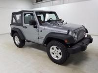 Options:  2013 Jeep Wrangler Sport|New Arrival*** This