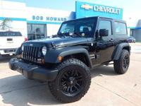 This 2013 Jeep Wrangler is offered to you for sale by