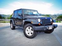 +++++Clean CARFAX. 2013 Jeep Wrangler Unlimited Sport