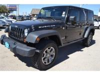 2013 Jeep Wrangler Unlimited 4dr 4x4 Rubicon Rubicon.